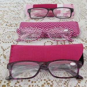 Shades of Pink Eyesight in +3.00 by Tashon